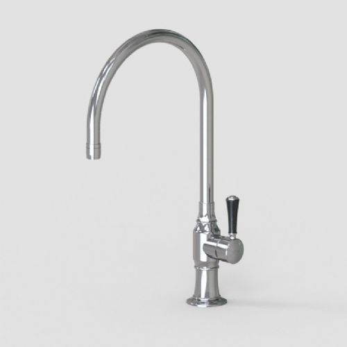 "Hornbeam Ivy Single Lever Mixer with 10"" Swivel Spout"